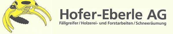 Hofer-Eberle AG